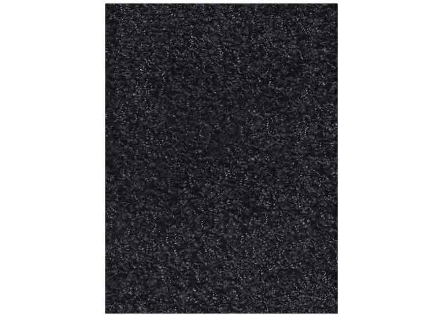 Narma pitkäkarvainen matto Spice black 160x240 cm