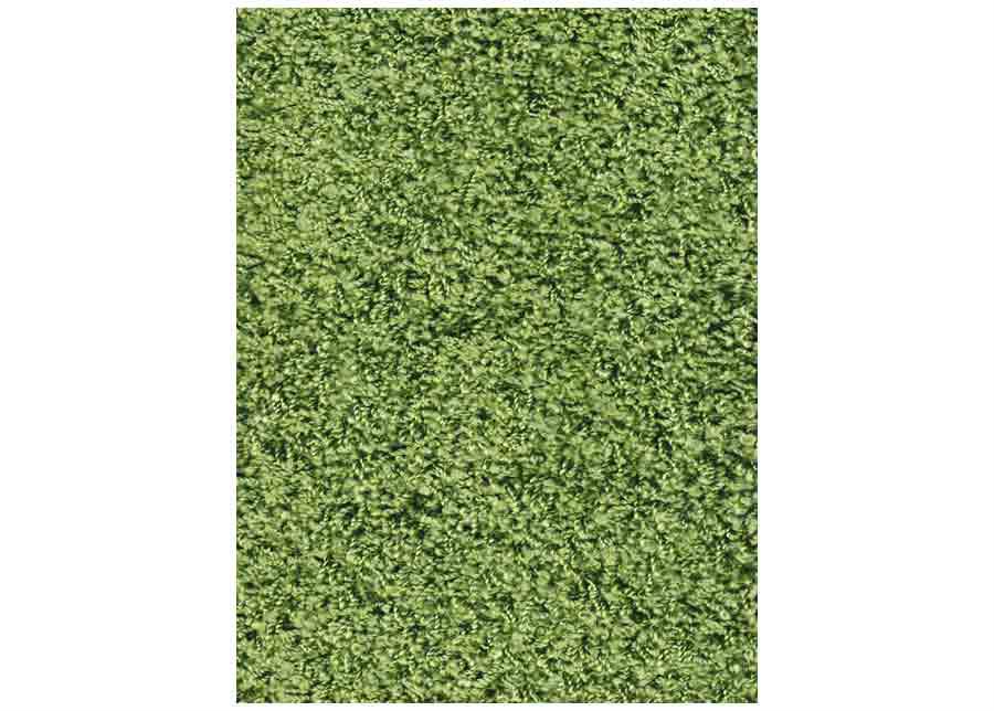 Narma pitkäkarvainen matto Spice green 67x133 cm