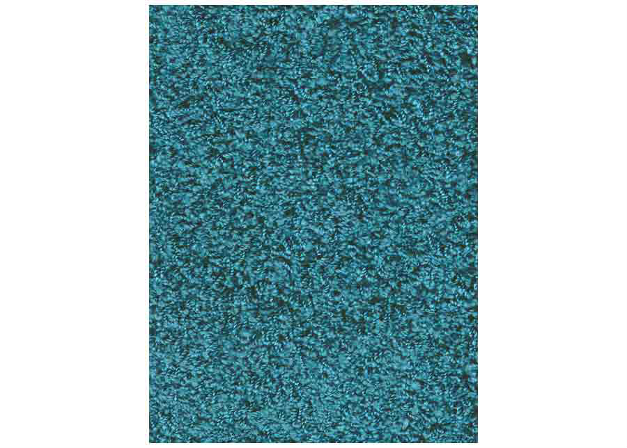 Narma pitkäkarvainen matto Spice petrol 67x133 cm