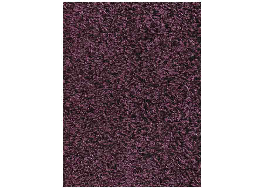 Narma pitkäkarvainen matto Spice plum 67x133 cm