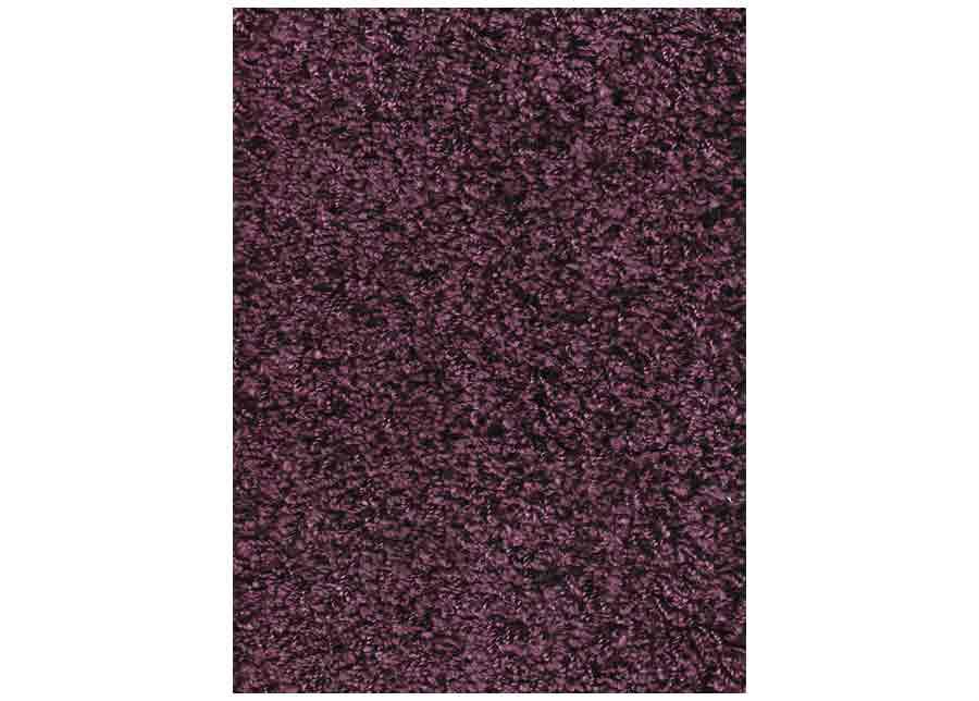 Narma pitkäkarvainen matto Spice plum 80x160 cm