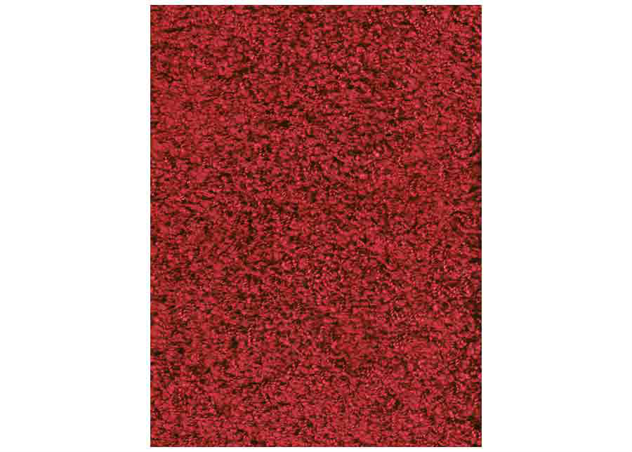 Narma pitkäkarvainen matto Spice red 133x200 cm