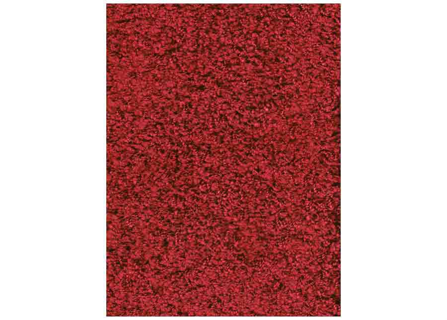 Narma pitkäkarvainen matto Spice red 160x240 cm