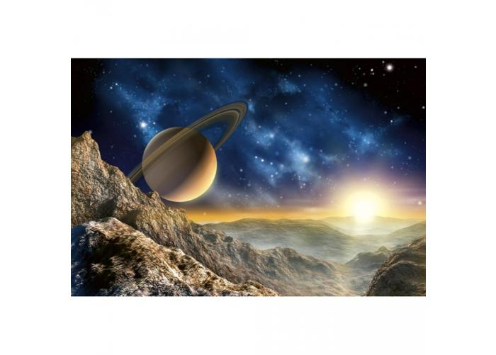 Fleece-kuvatapetti Spacescape 375x250 cm