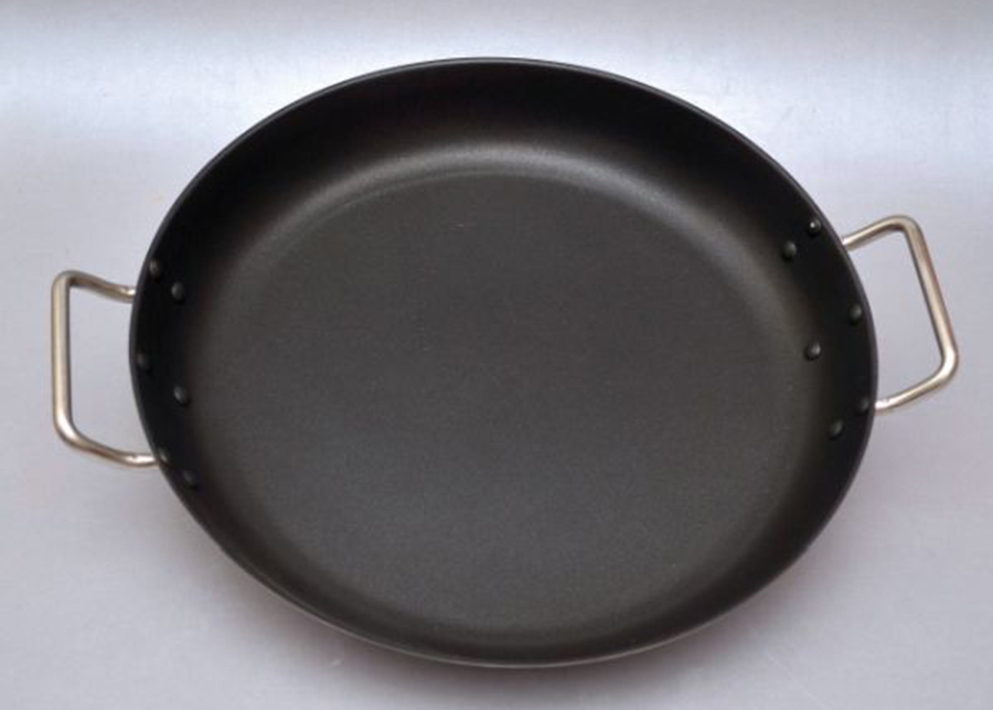 Paistinpannu kahvoilla Ø 40 cm
