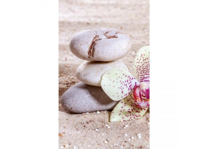 Fleece kuvatapetti Zen balance 150x250 cm