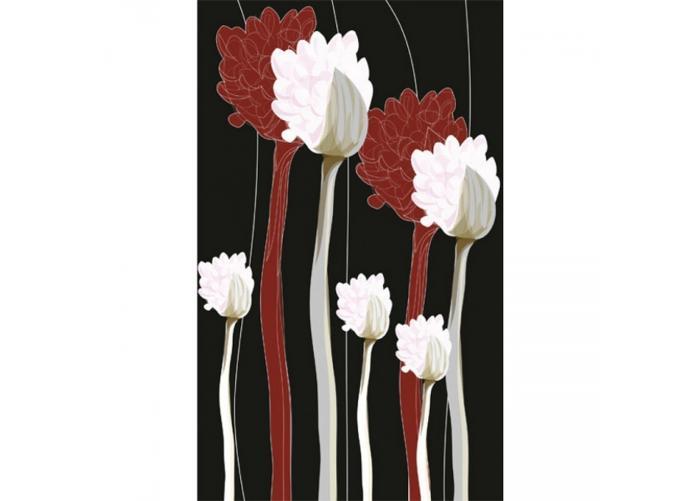 Fleece kuvatapetti Plant 150x250 cm