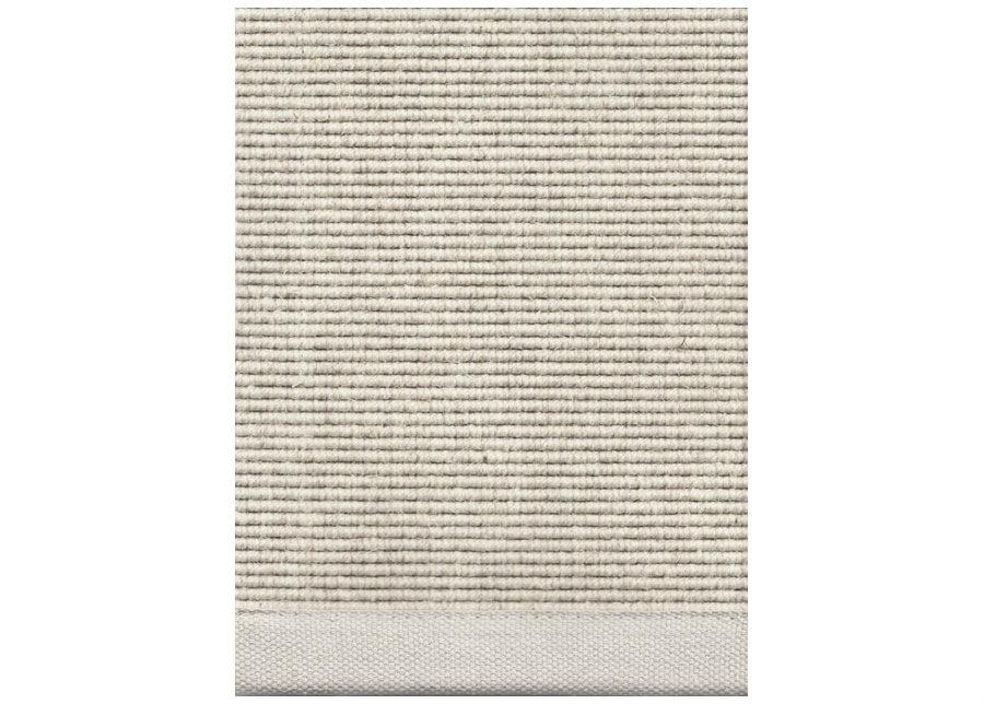 Narma villamatto Shetland linen cream 80x160 cm