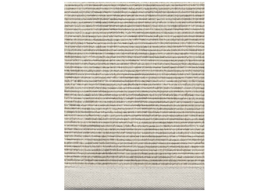 Narma villamatto Shetland linen cream 160x240 cm