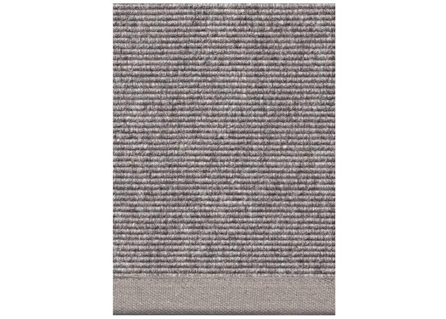 Narma villamatto Shetland linen 80x160 cm