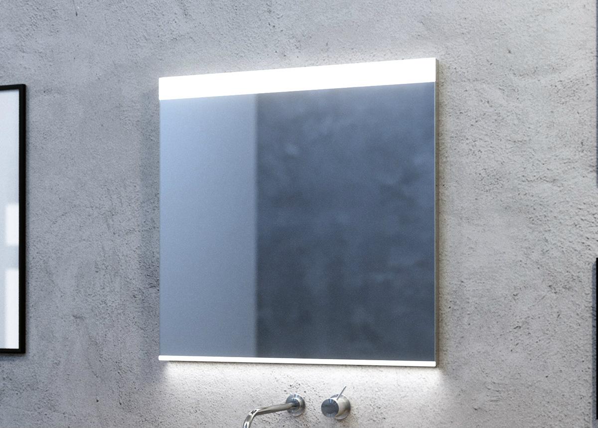 Peilikaappi valaistuksella Andromeda 80x100 cm