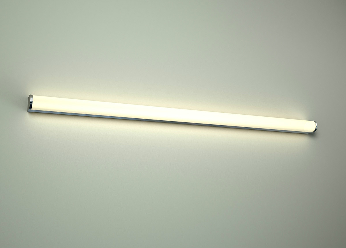 Seinävalaisin Petra 120 cm (3000K)