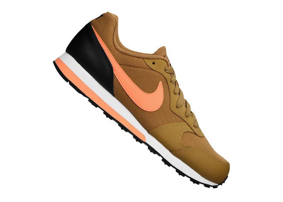 Lasten vapaa-ajan kengät Nike Md Runner 2 Gs Jr 807316-700