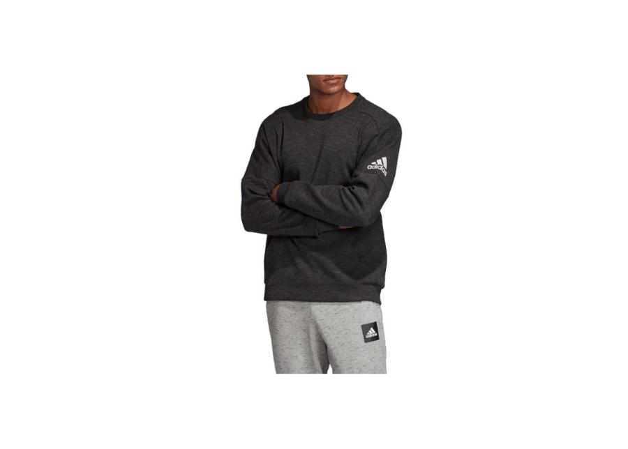 Miesten treenipaita adidas ID Stadium Crewneck Sweatshirt M DU1145