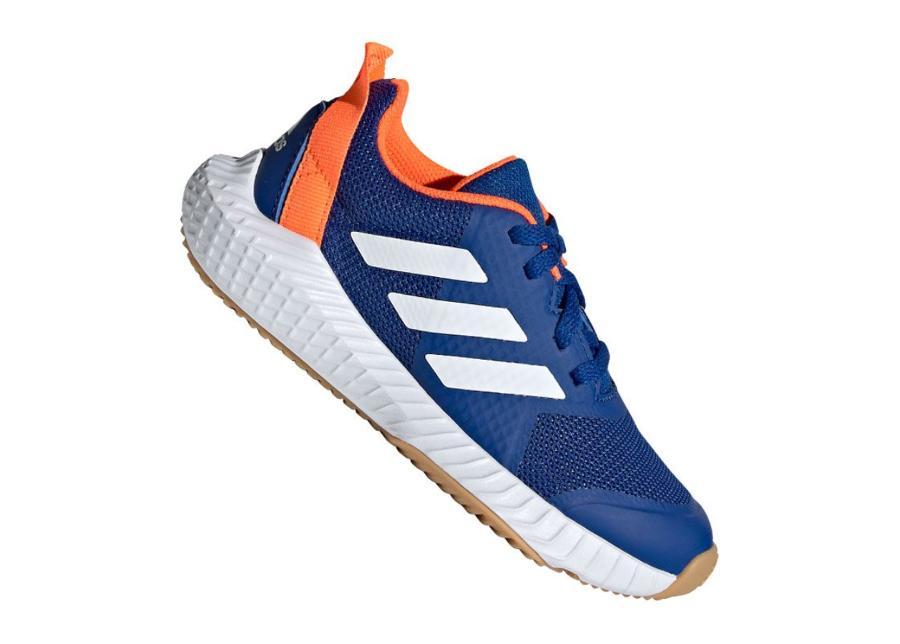 Lasten vapaa-ajan kengät adidas FortaGym K Jr G27202