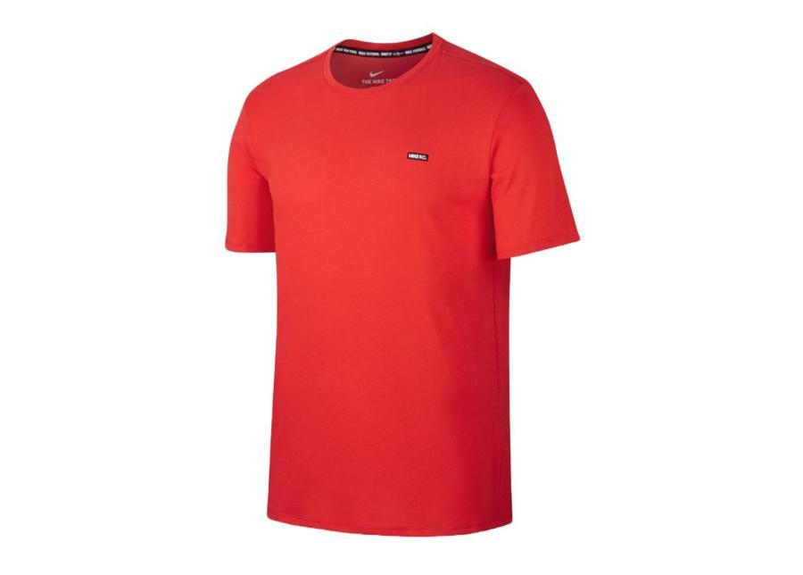 Miesten jalkapallopaita Nike F.C. Dry Tee Small Block M AH9657-696