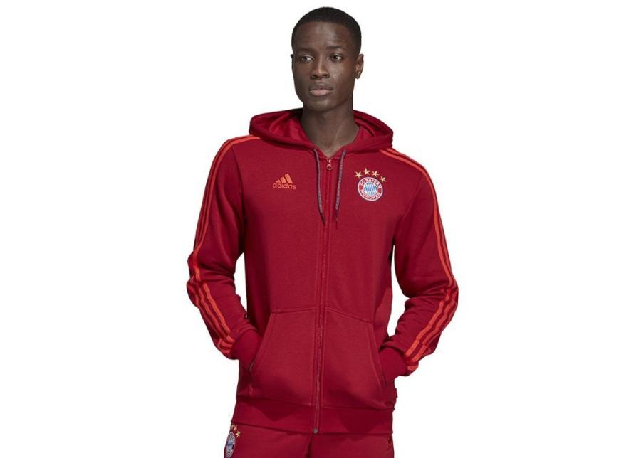 Miesten huppari adidas FC Bayern FZ HD M DX9227