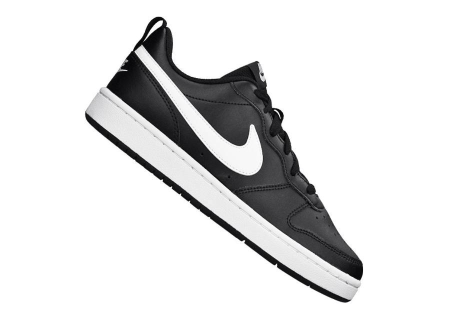 Lasten vapaa-ajan kengät Nike Court Borough Low 2 (GS) Jr BQ5448-002