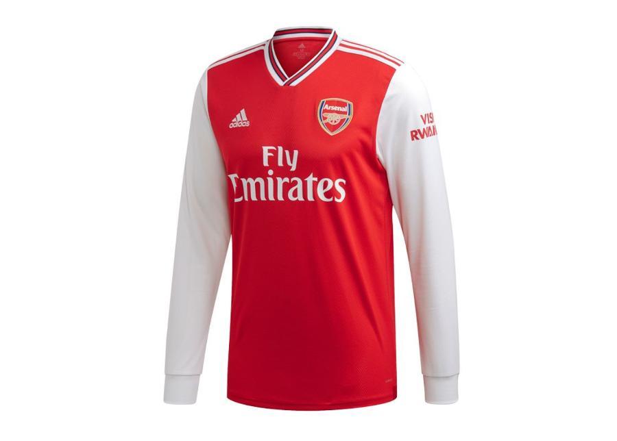 Miesten jalkapallopaita adidas Arsenal Home Jersey LS 19/20 M EH5645