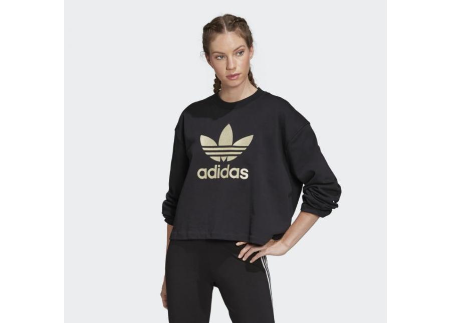 Naisten treenipaita adidas Originals Premium Crew Sweatshirt W FM2623