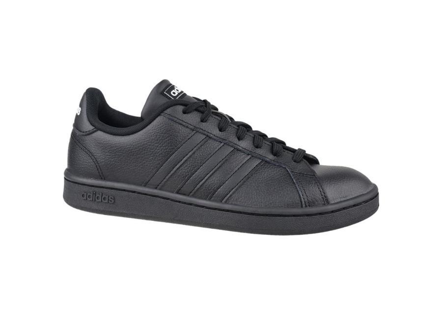 Miesten vapaa-ajanpaita adidas Grand Court M EE7890