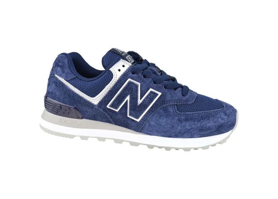 Naisten vapaa-ajan kengät New Balance W WL574EY