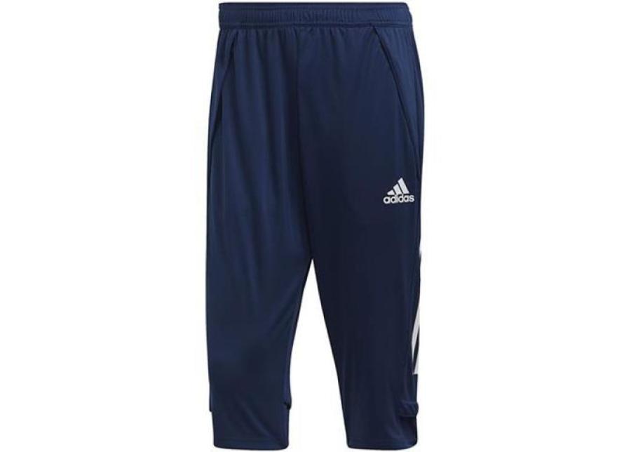 Miesten verryttelyhousut adidas Condivo 20 3/4 Training Pants M ED9215