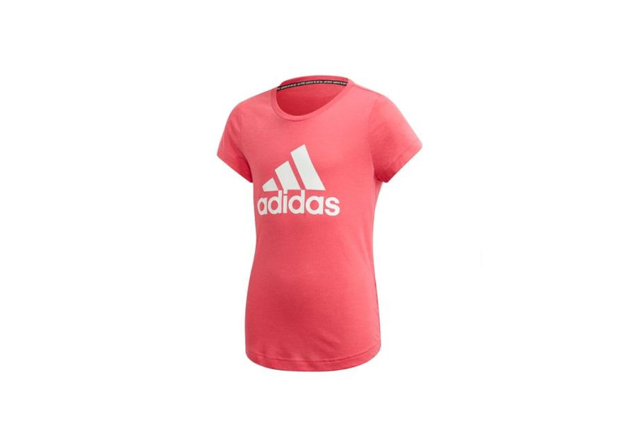 Lasten treenipaita adidas Must Haves Badge Of Sport Tee Junior ED4607