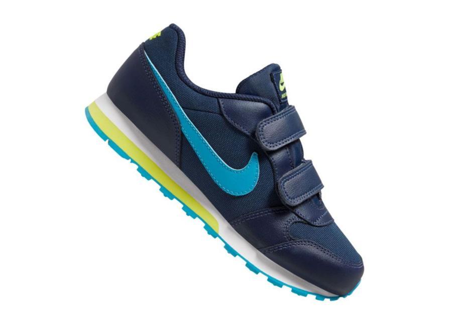 Lasten vapaa-ajan kengät Nike MD Runner 2 Psv Jr 807317-415