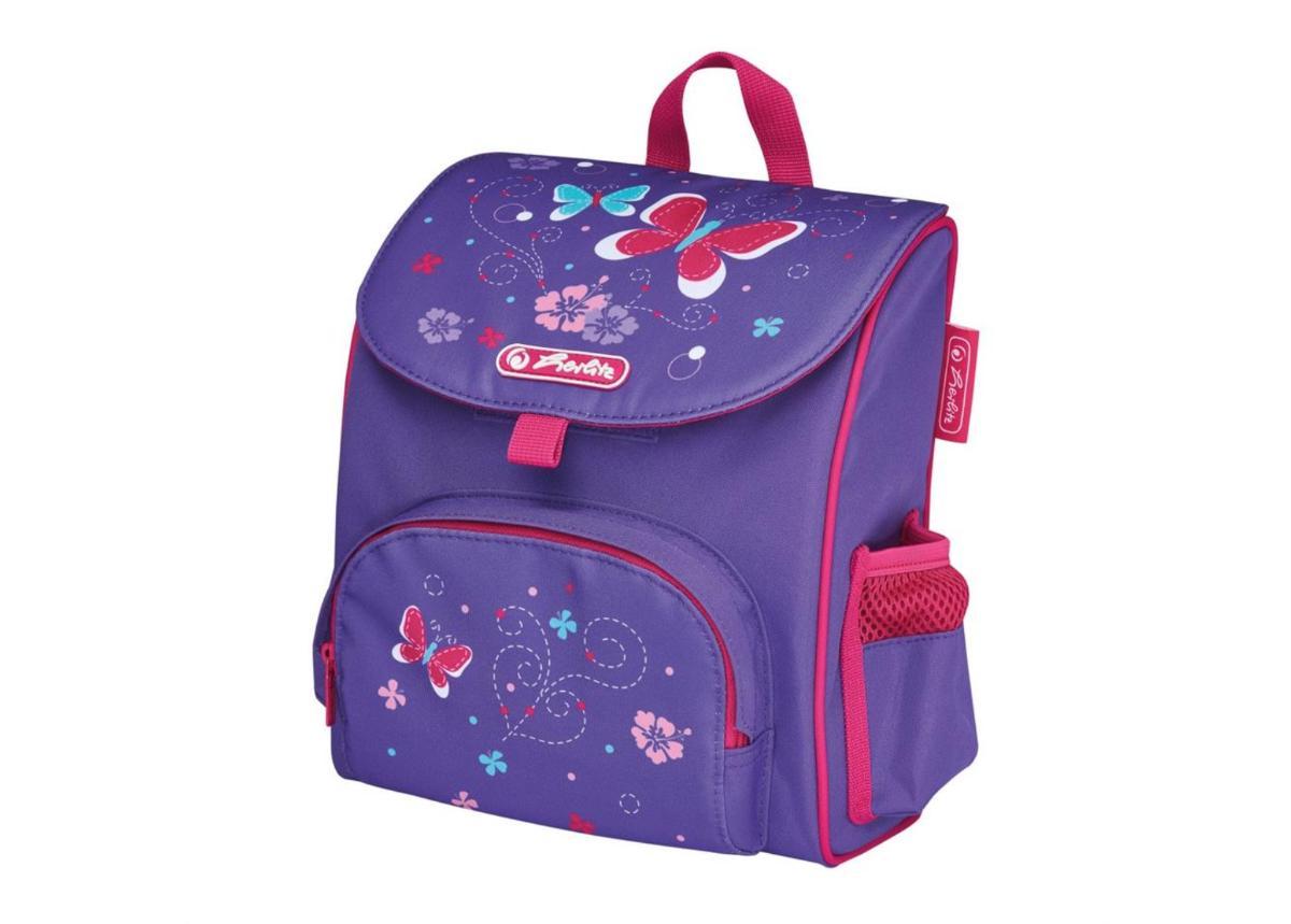 Koulu- ja selkäreppu Mini Softbag Butterfly