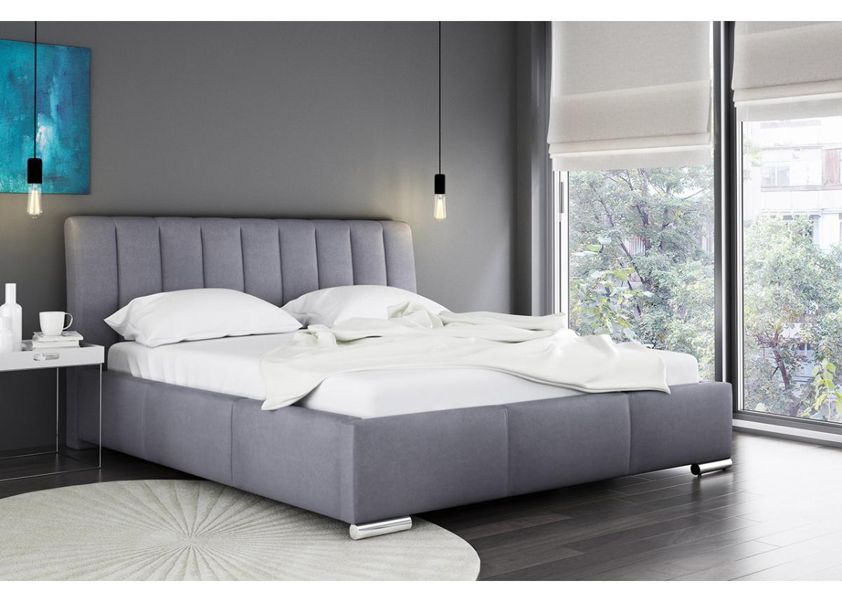 Sänky ylösnostettavalla sängynpohjalla 140x200 cm