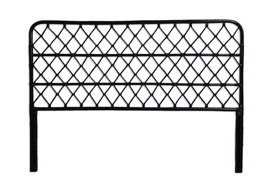 Rottinkinen sängynpääty Belvedere-180 185 cm