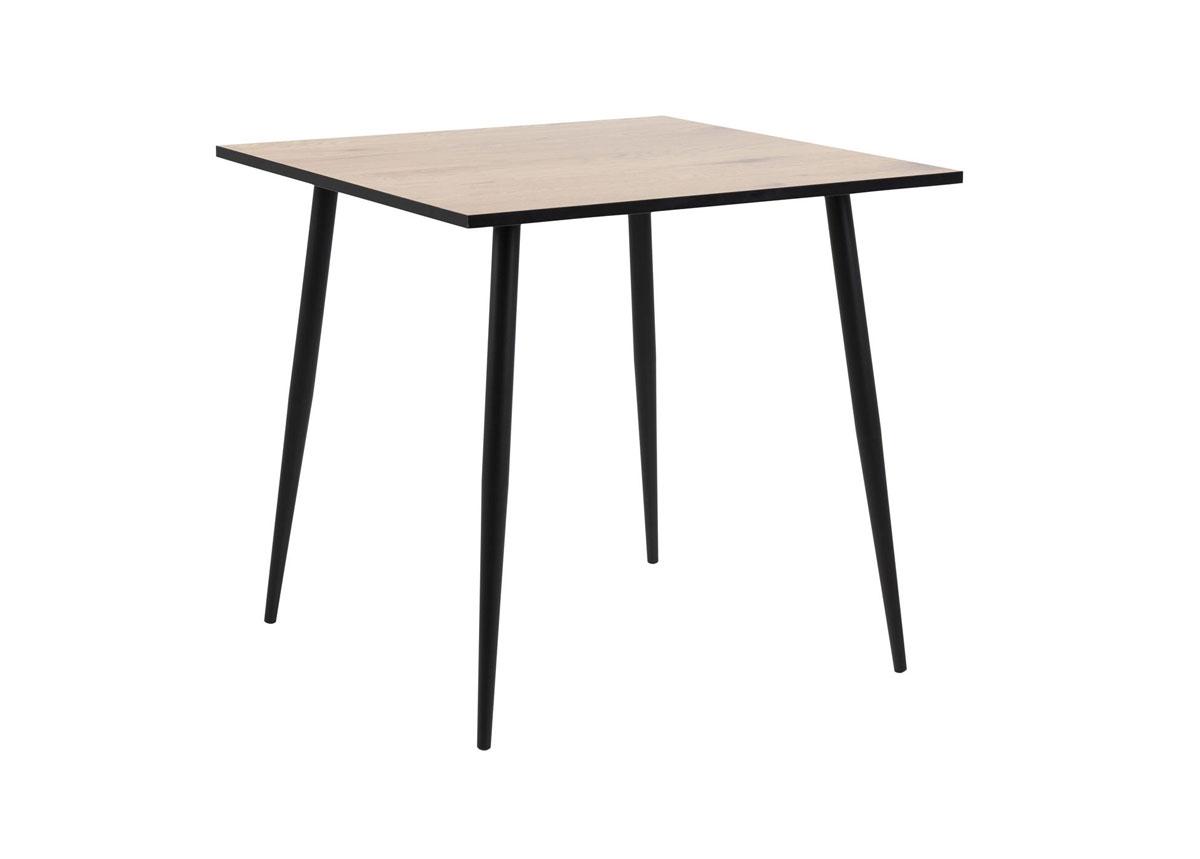 Ruokapöytä Wilma 80x80 cm
