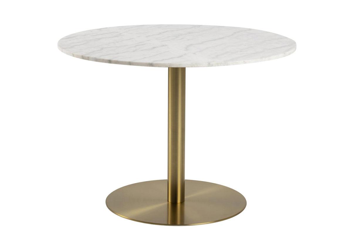 Ruokapöytä Corby Ø105 cm