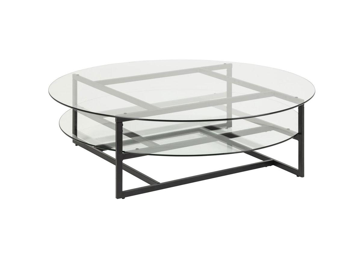 Sohvapöytä Loke Ø 120 cm