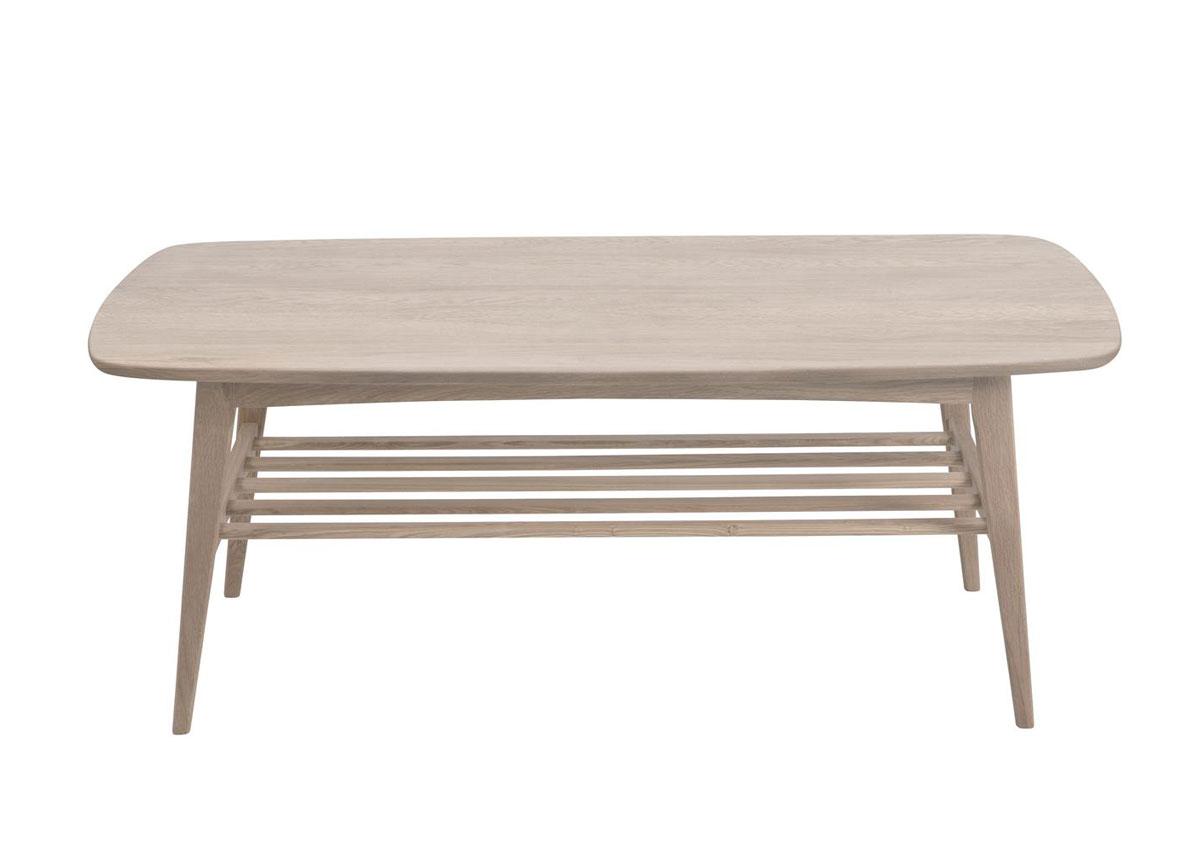Sohvapöytä Woodstock 120x60 cm
