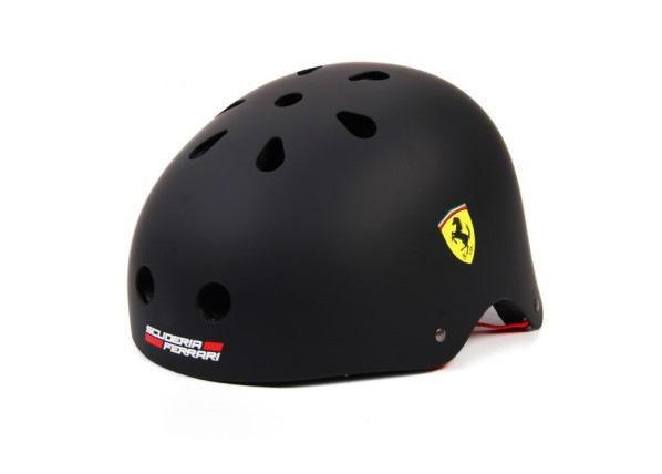 Ferrari kypärä, musta M 53-56 cm