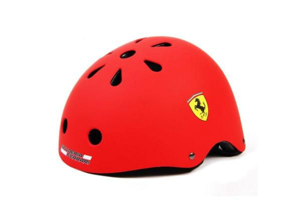 Ferrari kypärä, punainen M 53-56 cm