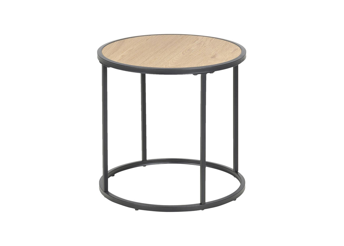 Sivupöytä Seaford Ø 45 cm