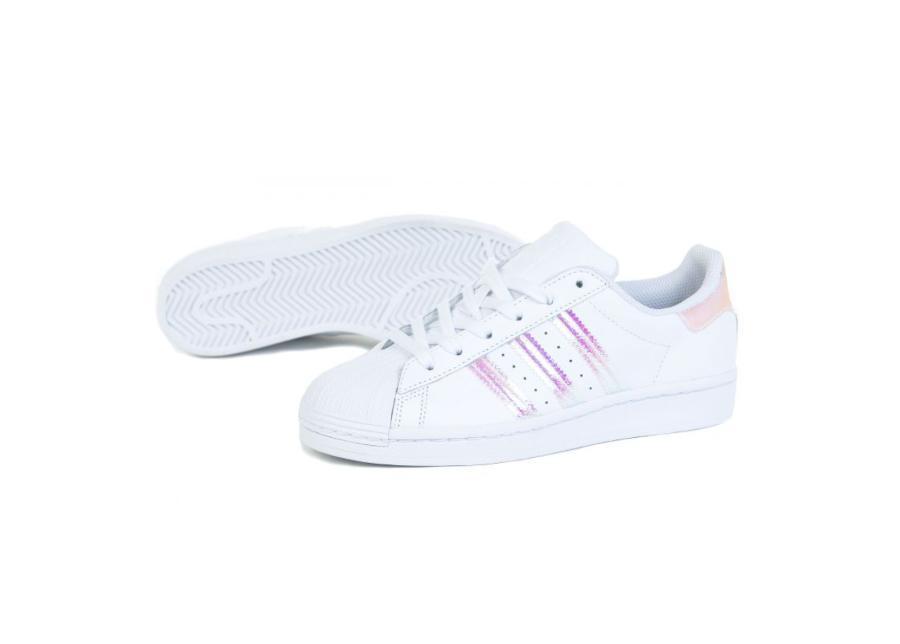 Lasten vapaa-ajan kengät Adidas Superstar Jr FV3139