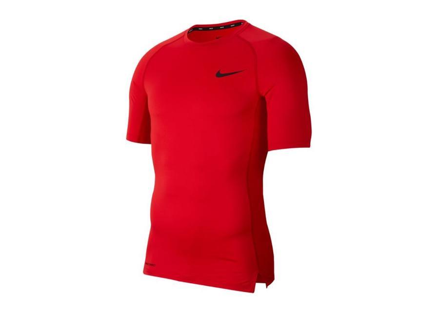Miesten treenipaita Nike Pro Short-Sleeve Training M BV5631-657
