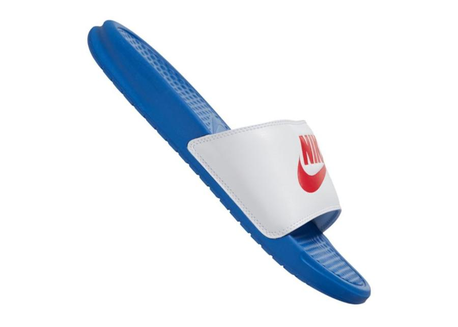 Miesten sandaalit Nike Benassi JDI Slide M 343880-410