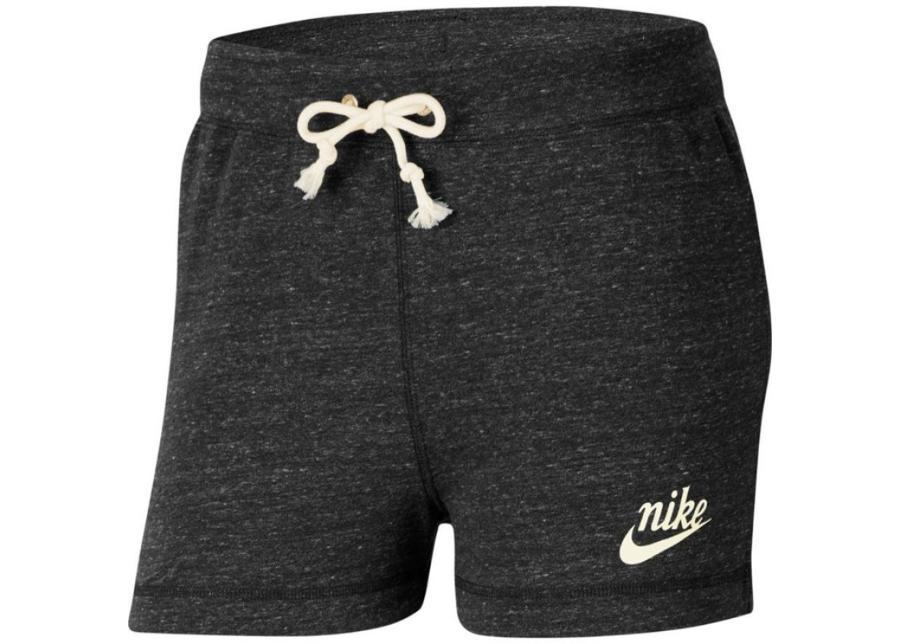 Naisten shortsit Nike Sportswear Gym Vinatge W CJ1826-010