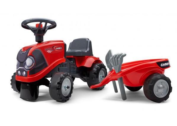 Lasten leikkitraktori Baby Case IH Volare