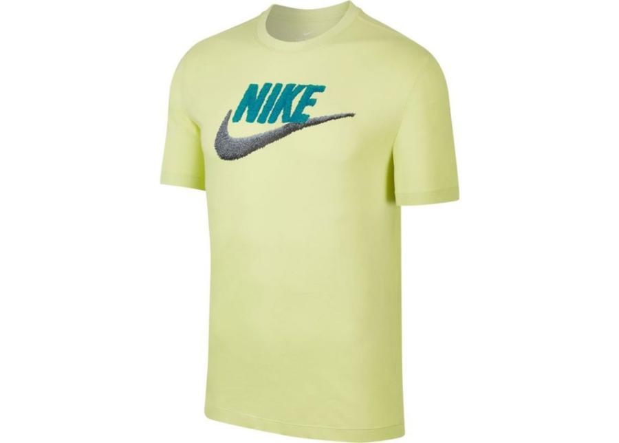 Miesten vapaa-ajanpaita Nike Nsw Tee Brand Mark M AR4993-367