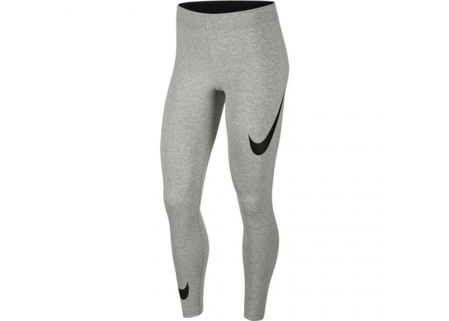 Naisten pitkät treenileggingsit Nike Legasee Swoosh W CJ2655 063