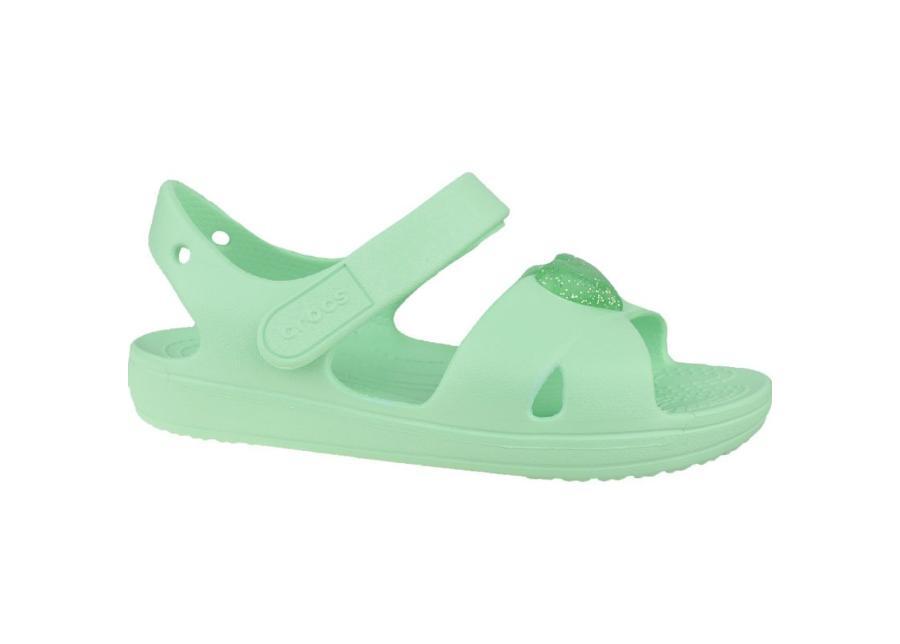 Lasten sandaalit Crocs Classic Cross-Strap Sandal K 206245-3TI