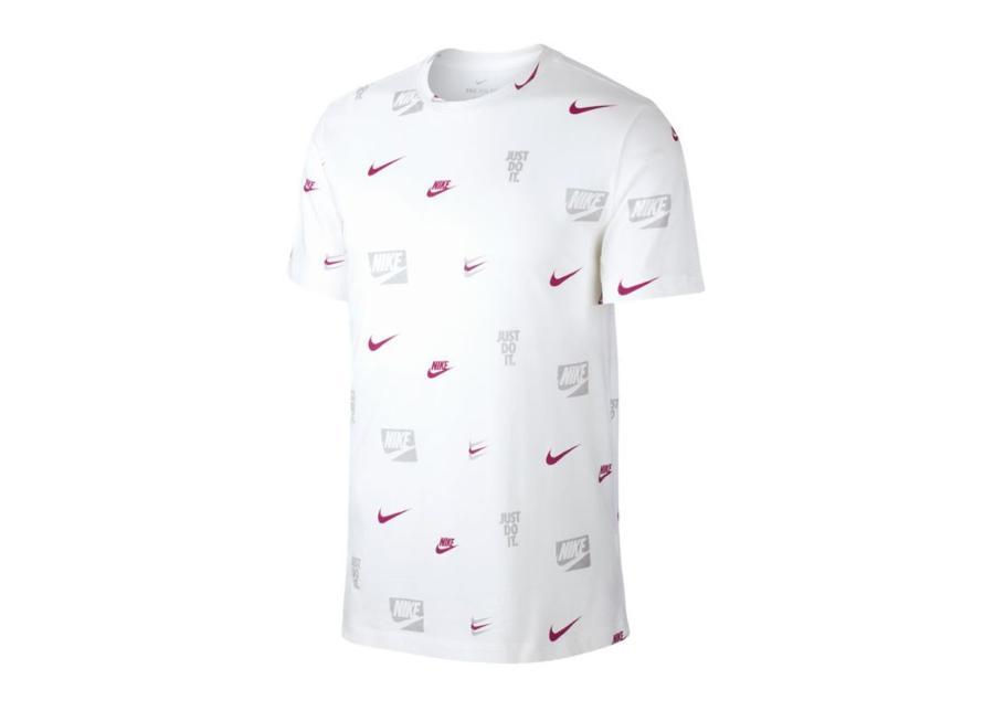 Miesten vapaa-ajanpaita Nike Nsw Core Printed M CV8962-100