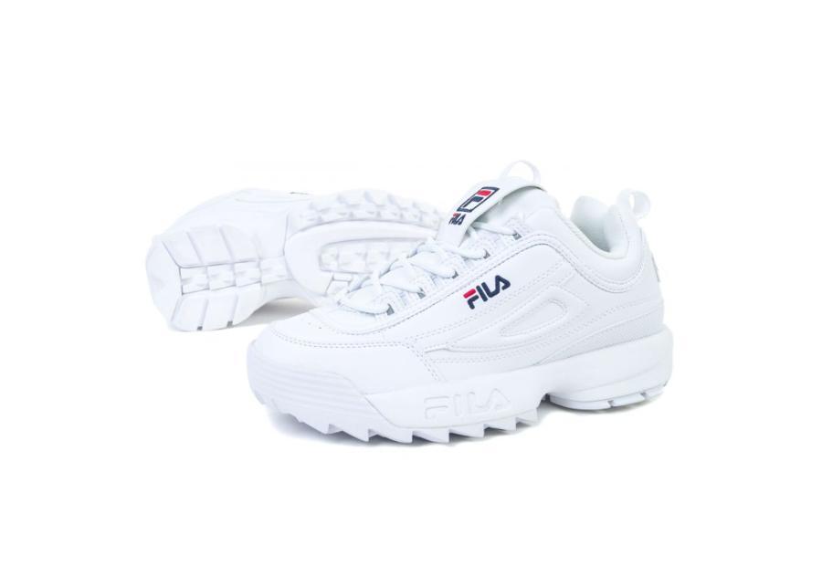 Naisten vapaa-ajan kengät Fila Disruptor Low W 1010302-1FG