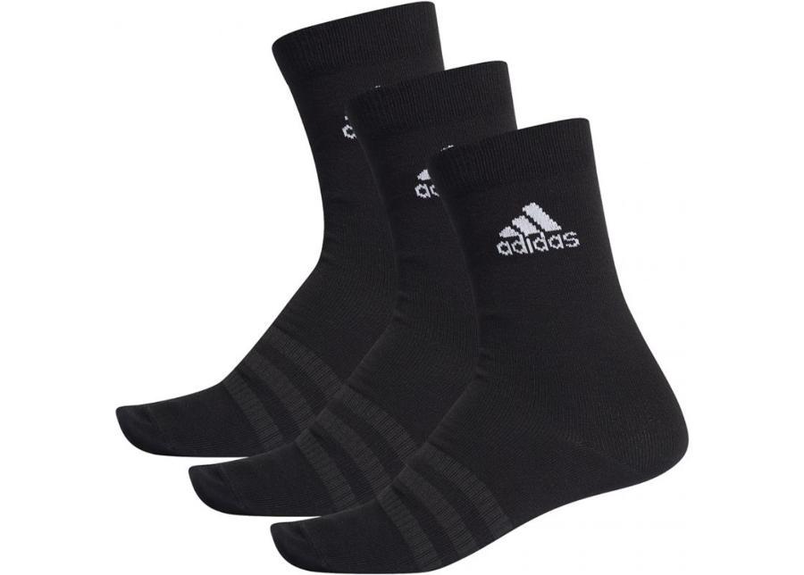 Aikuisten sukat 3 paria Adidas Light Crew